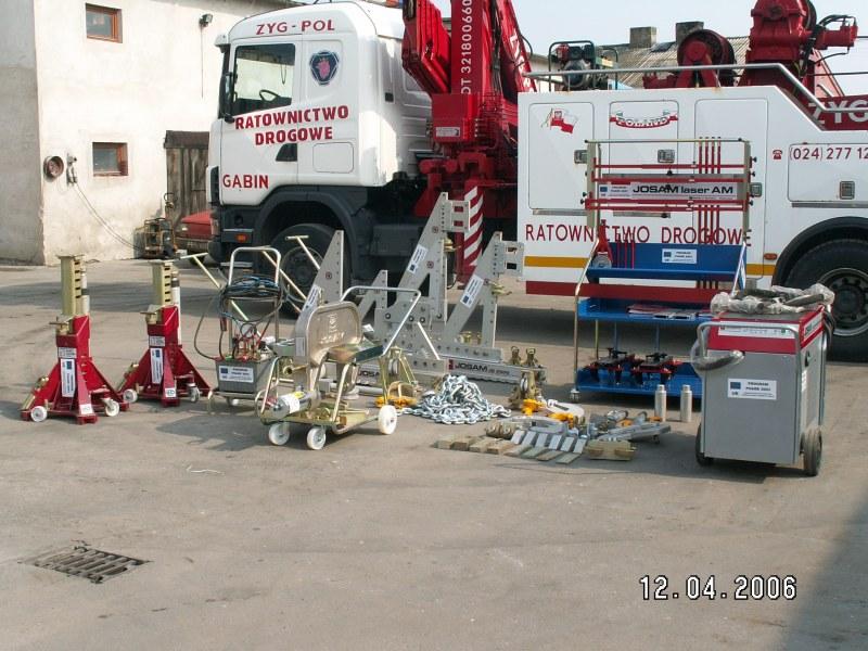 ZYG-POL, Pomoc drogowa, ratownictwo drogowe, transport międzynarodowy
